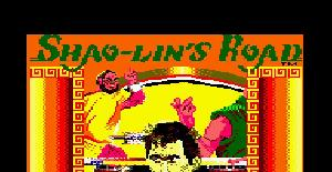 Shao Lin's Road - Amstrad CPC de The Edge (1986)