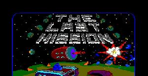 The Last Mission - Amstrad CPC de Opera Soft (1987)