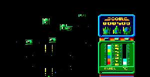 Gunstar - Amstrad CPC de Firebird Software (1987)