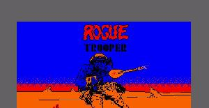 Rogue Trooper - Amstrad CPC de Piranha (1986)