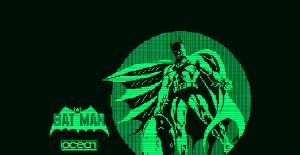 Batman - Amstrad PCW de Ocean Software (1986)