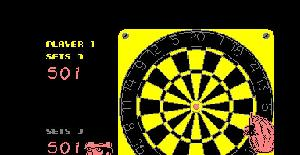 Darts 180 - Amstrad CPC de Mastertronic Added Dimension (1986)
