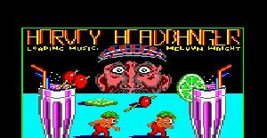 Harvey Headbanger - Amstrad CPC de Firebird (1986)