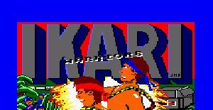 Ikari Warriors - Amstrad CPC de Elite (1986)