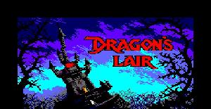 Dragon's Lair - Amstrad CPC de Software Projects (1987)