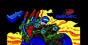 Army Moves - Amstrad CPC de Dinamic (1986)