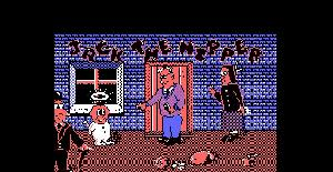 Jack the Nipper - Amstrad CPC de Gremlin Graphics (1986)