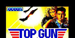 Top Gun - Amstrad CPC de Ocean Software (1986)