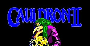 Cauldron II - Amstrad CPC de Palace Software (1986)