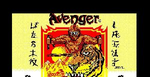 Avenger: Way of the Tiger 2 - Amstrad CPC de GREMLIN GRAPHICS (1986)