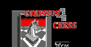 The Colossus 4 Chess - Amstrad CPC de CDS Software (1986)
