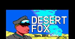 Desert Fox - Amstrad CPC de US GOLD (1986)