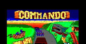 Commando - Amstrad CPC de ELITE (1985)