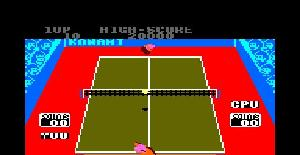 Ping Pong - Amstrad CPC de Imagine Software (1985)