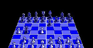 Cyrus II Chess - Amstrad CPC de Intelligent Chess Software (1986)