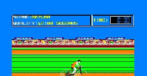 Daley Thompson's SuperTest - Amstrad CPC de Ocean (1986)