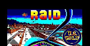 Raid over Moscow - Amstrad CPC de US Gold (1985)