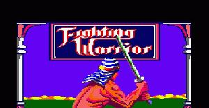 Fighting Warrior - Amstrad CPC de Melbourne House (1985)