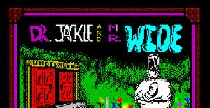 Dr. Jackle and Mr. Wide - MSX de Mastertronic (1987)