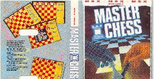 Master Chess - MSX de Mastertronic (1987)