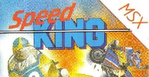 Speed King - MSX de Mastertronic (1986)