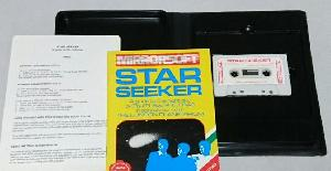 Star Seeker - Solar System - MSX de Mirrorsoft (1984)