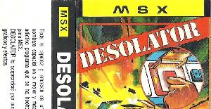 Desolator - ZX Spectrum de Gremlin Graphics (1986)