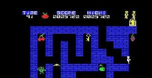 Forbidden Fruit - MSX de Krypton Force (1986)