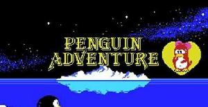 Penguin Adventure - MSX de KONAMI (1986)