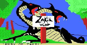 Zakil Wood - MSX de Mr. Micro (1985)