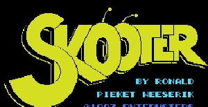 Skooter - MSX de The Bytebusters (1987)