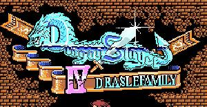 Dragon Slayer IV Drasle Family - MSX de Falcom (1988)